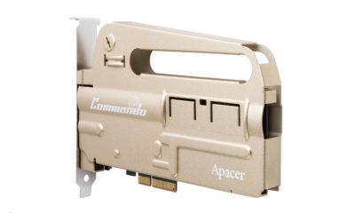 Apacer sorprende con el nuevo SSD PCIE PT920 Commando 28