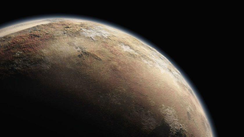 Vamos a sobrevolar Plutón y Caronte, ¿nos acompañáis?