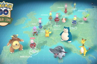 Pokémon Go celebrará su primer aniversario con eventos mundiales