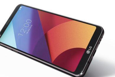 LG confirma el nuevo Q6, una versión mini del LG G6