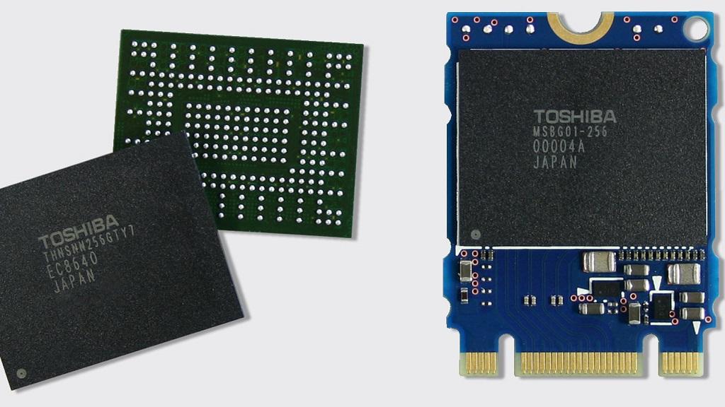La memoria QLC de Toshiba iguala en resistencia a la memoria TLC 31