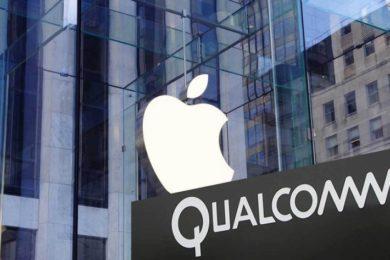 Qualcomm demanda la prohibición de venta de iPhones en Estados Unidos