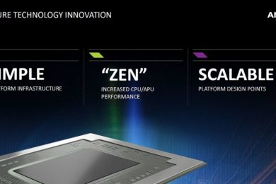 Primera prueba de rendimiento de la APU RYZEN 5 2500U con GPU Vega de AMD