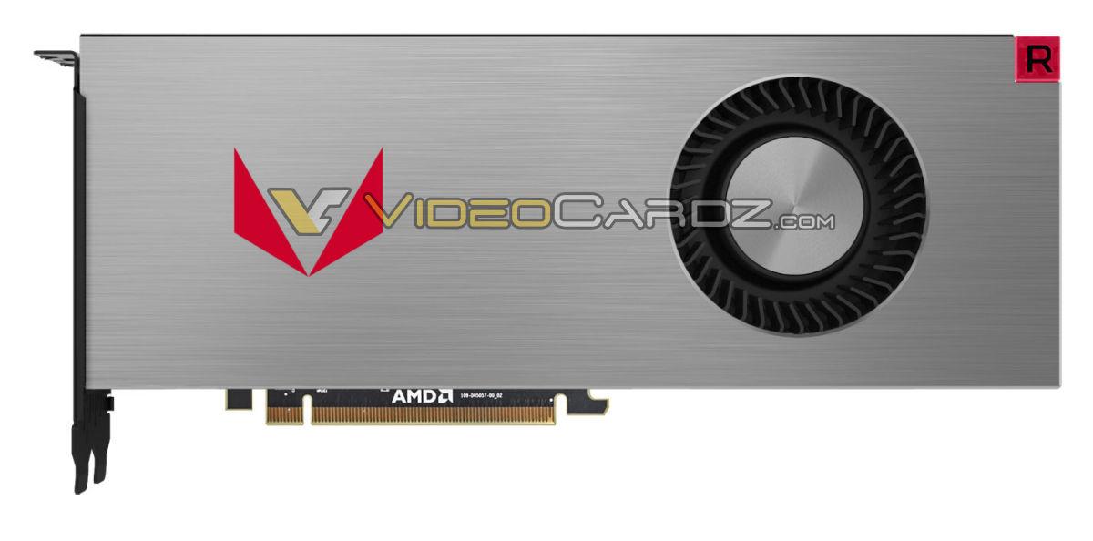 Imágenes de la Radeon RX Vega 64 en sus dos versiones 30