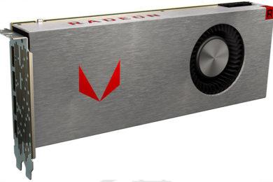 AMD presenta Radeon RX Vega: gran potencia gráfica a precio contenido