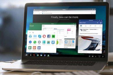 Jide dice adiós al Remix OS para consumo