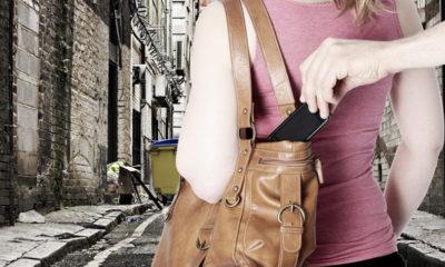 robo de dispositivos en vacaciones