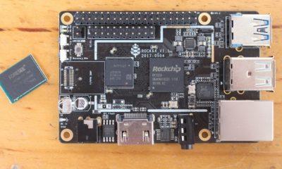 Rock64 Media Board Computer, un miniPC 4K por 25 dólares 33