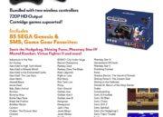 Nuevas Atari Flashback y SEGA Genesis mini, AtGames aprovecha la fiebre retro 30