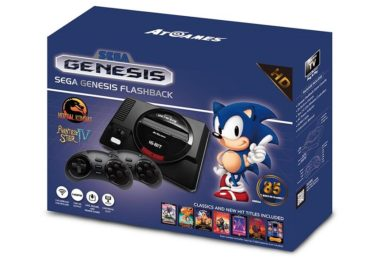 Nuevas Atari Flashback y SEGA Genesis mini, AtGames aprovecha la fiebre retro