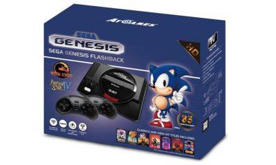 Nuevas Atari Flashback y SEGA Genesis mini, AtGames aprovecha la fiebre retro 107