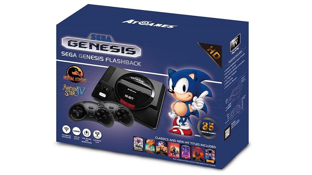 Nuevas Atari Flashback y SEGA Genesis mini, AtGames aprovecha la fiebre retro 28