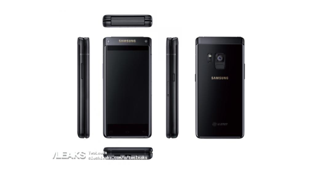 Filtrado el Samsung W2018, nuevo smartphone con un toque retro 29