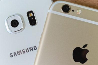 Samsung anuncia trimestre récord, en parte gracias a Apple