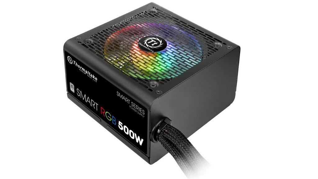 Thermaltake anuncia sus nuevas fuentes Smart RGB, precios oficiales 30