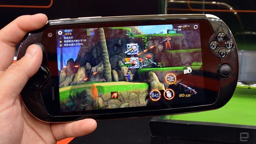 El smartphone para juegos Snail Mobile i7 se comercializará a nivel internacional 31