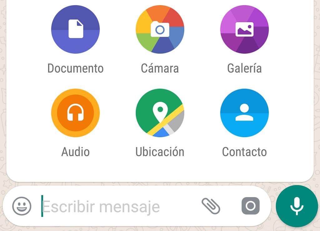 Ya puedes enviar cualquier tipo de archivos en WhatsApp 31