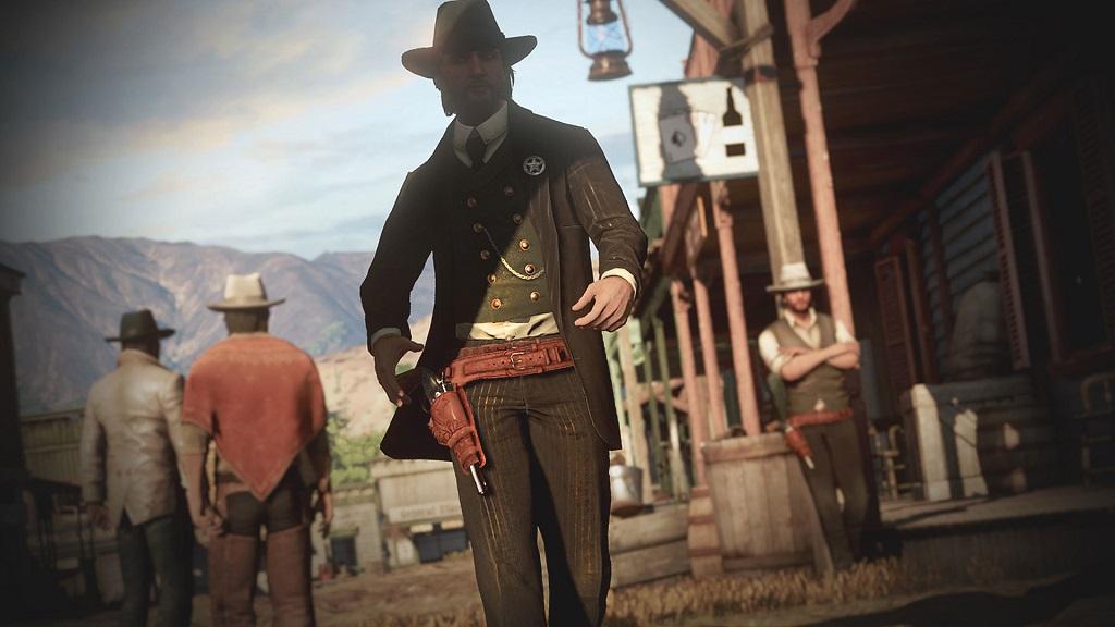 Primer vídeo de Wild West Online, un MMO ambientado en el Antiguo Oeste 34