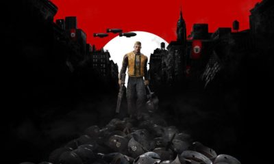 Wolfenstein II The New Colossus con HDR y 4K en Xbox One X 86