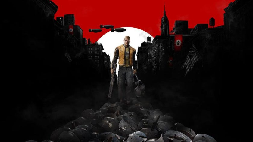 Wolfenstein II The New Colossus con HDR y 4K en Xbox One X
