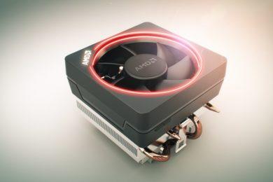 AMD empieza a comercializar el ventilador Wraith Max para RYZEN