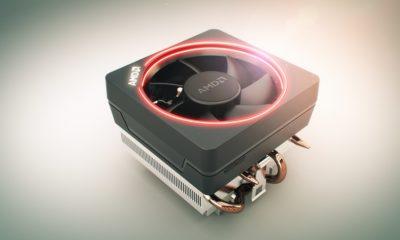 AMD empieza a comercializar el ventilador Wraith Max para RYZEN 53