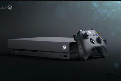 FCC aprueba el módulo inalámbrico de la Xbox One X