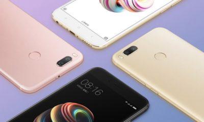 Xiaomi Mi 5X anunciado, especificaciones y precio 29