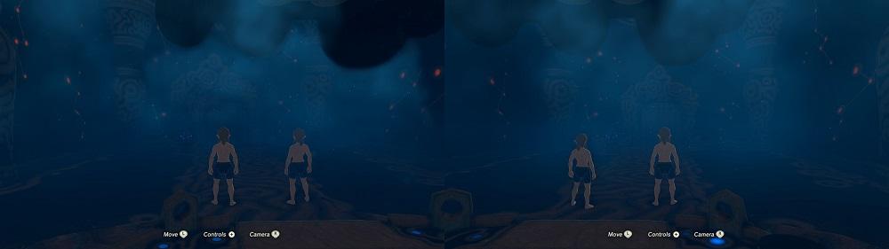 Preparan mod multijugador para Zelda Breath of the Wild bajo CEMU 32