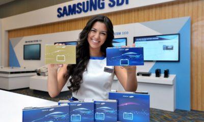 Samsung utilizará baterías sólidas para reducir el riesgo de explosión 97