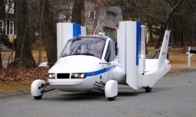 Volvo ve futuro en los coches voladores 35