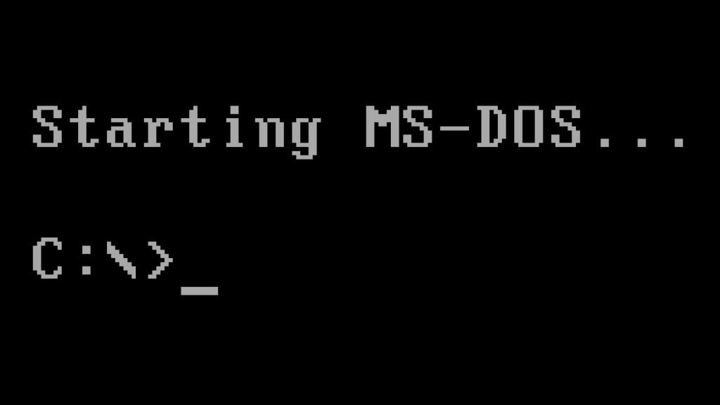 Hoy es un día histórico, hace 36 años que Microsoft compró MS-DOS 29