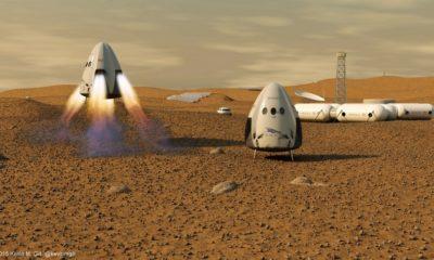 Elon Musk cambia los planes de SpaceX con respecto a Marte 95