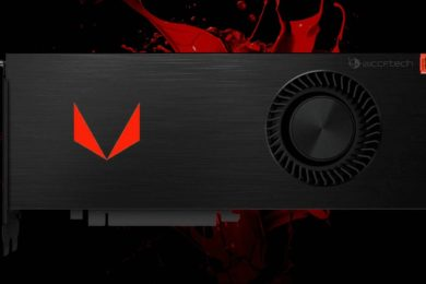 Primera prueba de rendimiento de la Radeon RX Vega de AMD