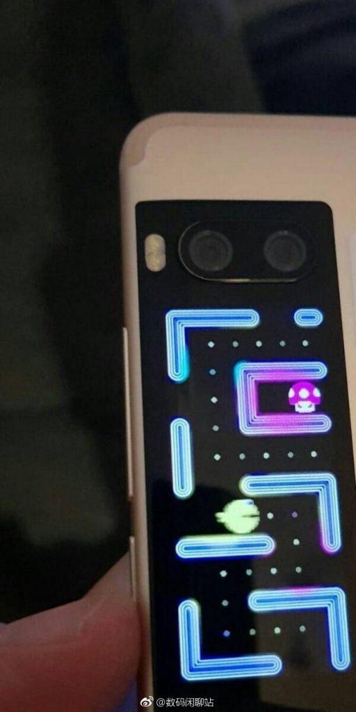 La pantalla secundaria del Meizu Pro 7 no es de tinta electrónica 32