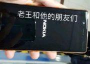 Imágenes reales del Nokia 8 en color cobre dorado 33