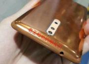Imágenes reales del Nokia 8 en color cobre dorado 41