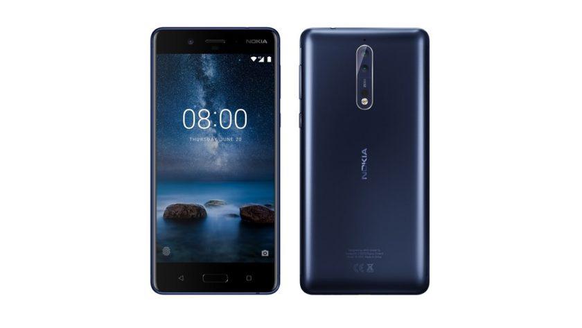 Primer render del Nokia 8, especificaciones y precio