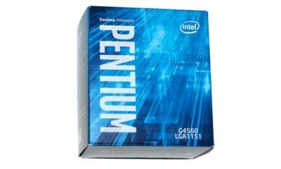 """El Pentium G4560 ha sido todo un éxito, ha """"canibalizado"""" a los Core i3 32"""