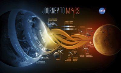 La NASA pide ayuda para diseñar un escudo antirradiación 131