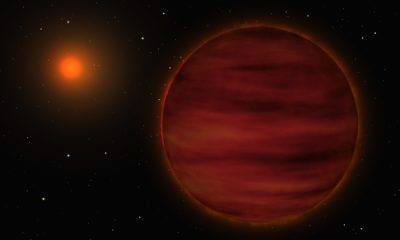 El exceso de estrellas fallidas reduce las posibilidades de vida alienígena 87