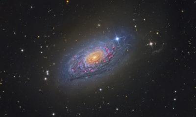 Descubierta una galaxia mil veces más brillante que la Vía Láctea 40