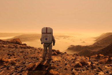 La NASA no tiene dinero para enviar humanos a Marte