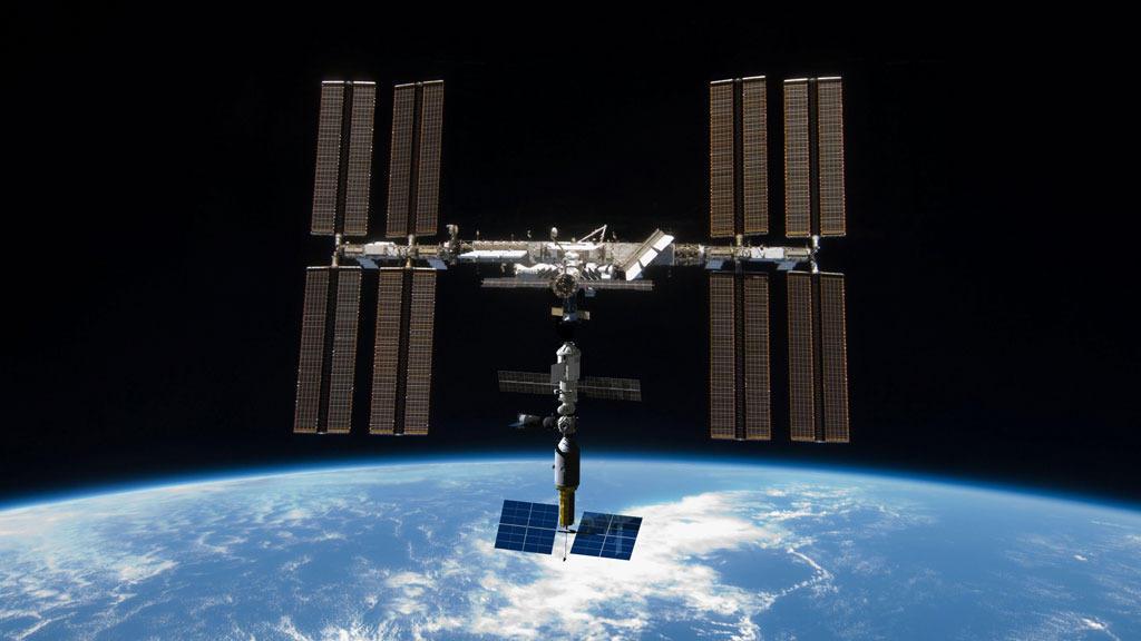"""Street View te permite """"visitar"""" la Estación Espacial Internacional 30"""