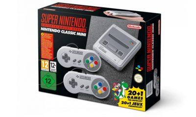 Primer vistazo en vídeo a la Super Nintendo Mini Classic 35