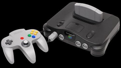 Nintendo registra diseño del mando de N64 en Europa, ¿N64 Mini Classic en camino?
