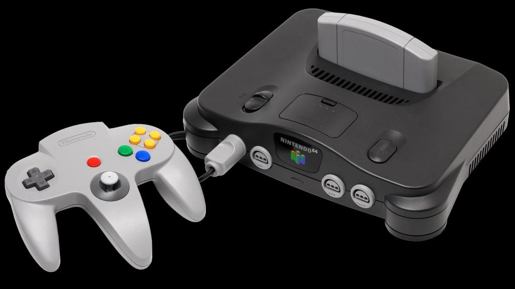 Nintendo registra diseño del mando de N64 en Europa, ¿N64 Mini Classic en camino? 31