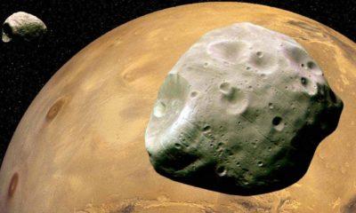 Una única teoría explica tres grandes misterios de Marte 99