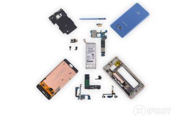 iFixit desmonta el nuevo Galaxy Note FE, así es por dentro 56