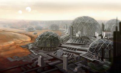 La NASA quiere montar reactores nucleares en Marte 111